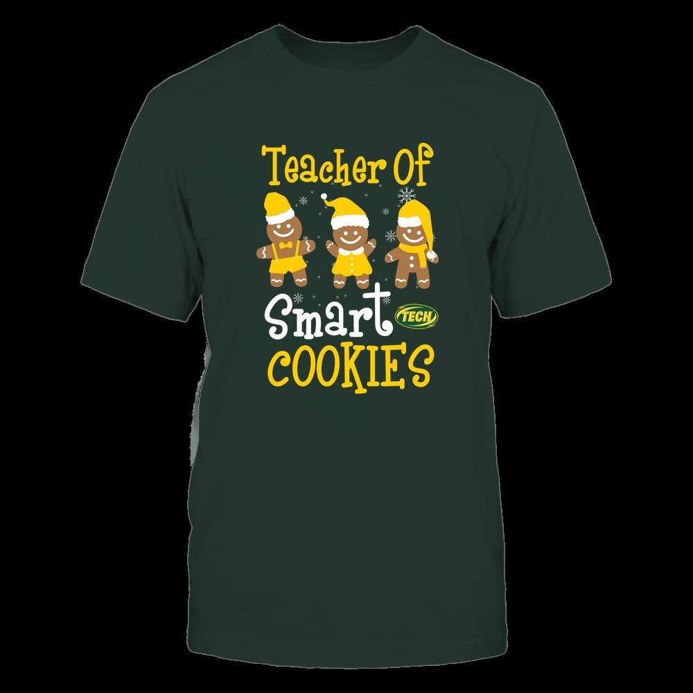 Arkansas Tech Golden Suns - Christmas - Teacher Of Smart Cookies - Team Front picture