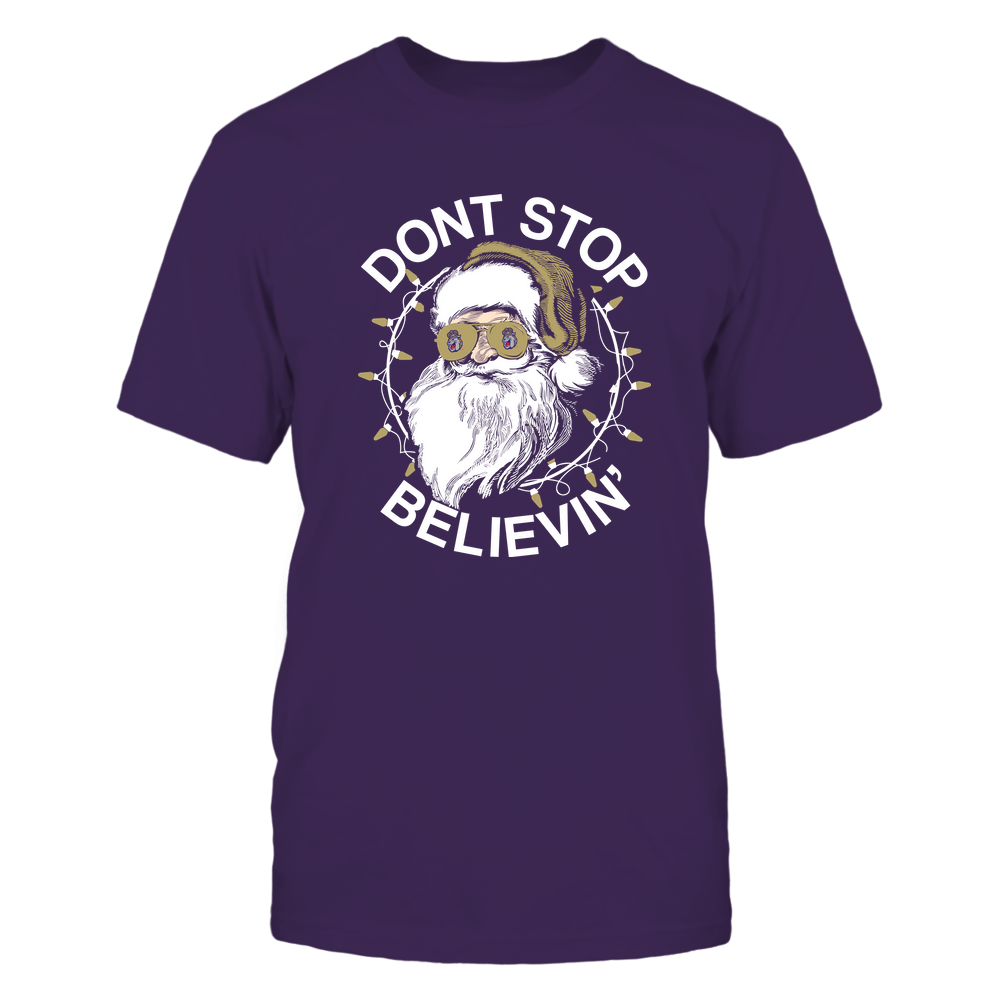 James Madison Dukes - Christmas - Don't Stop Believin' - Team Front picture