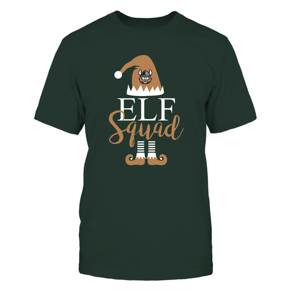 Cleveland State Vikings - Christmas - Elf Squad - Team Front picture