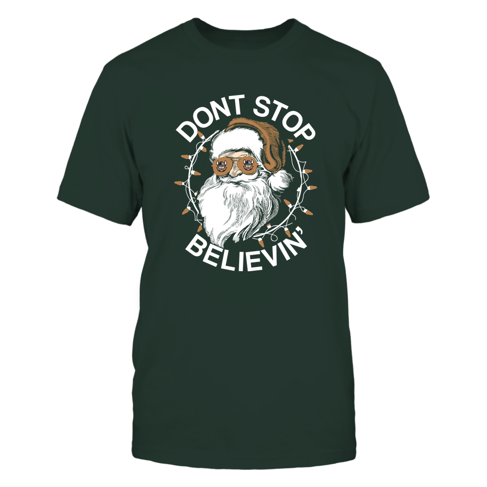 Cleveland State Vikings - Christmas - Don't Stop Believin' - Team Front picture
