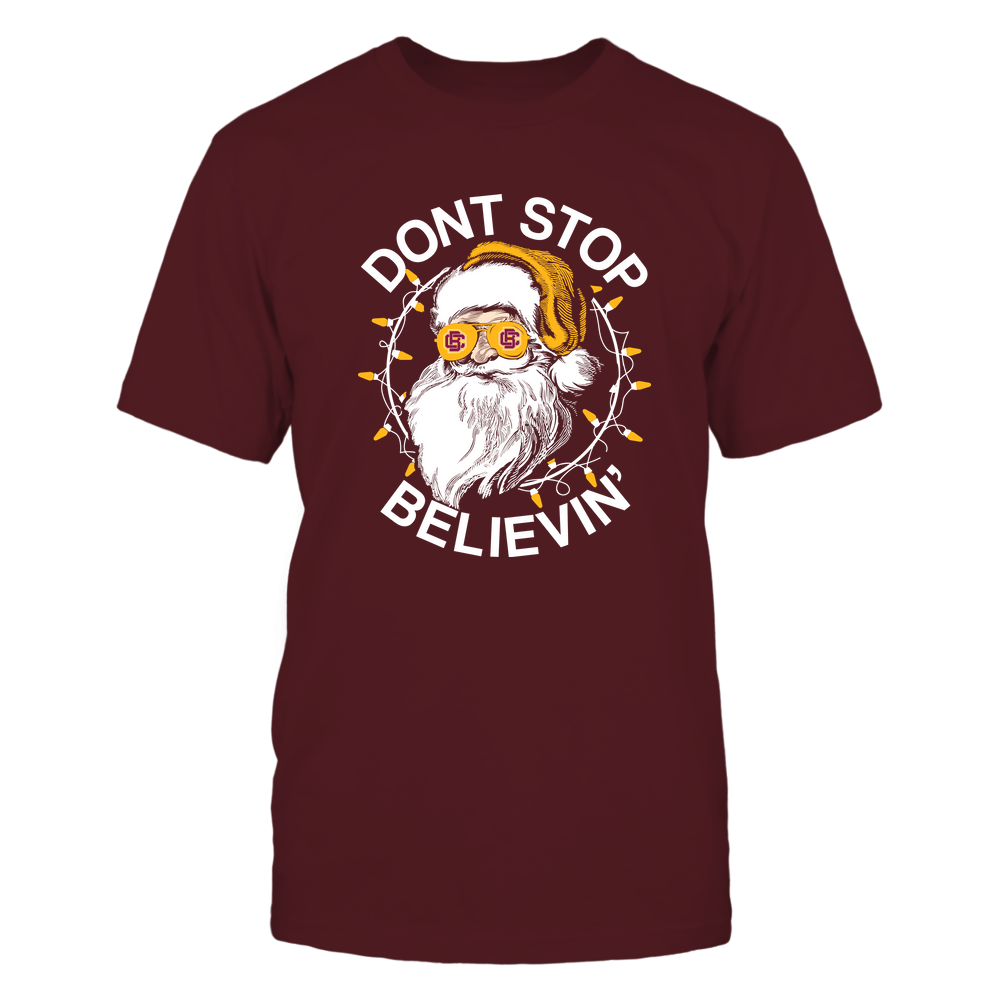 Bethune-Cookman Wildcats - Christmas - Don't Stop Believin' - Team Front picture