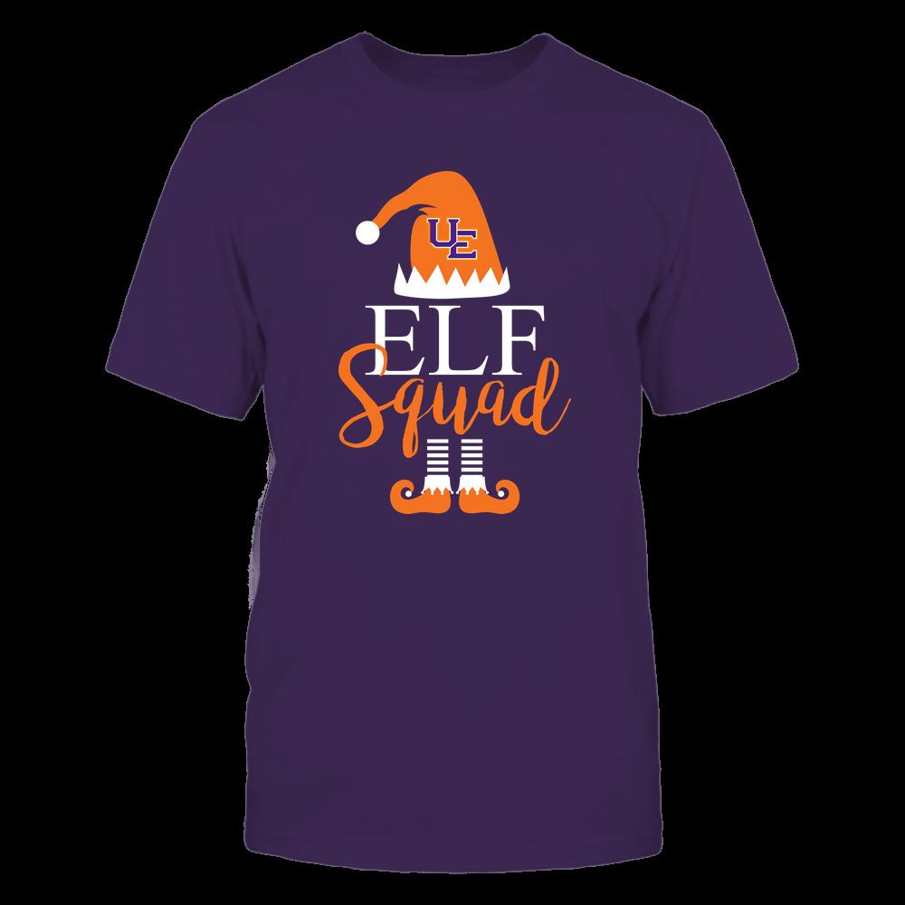 Evansville Purple Aces - Christmas - Elf Squad - Team Front picture