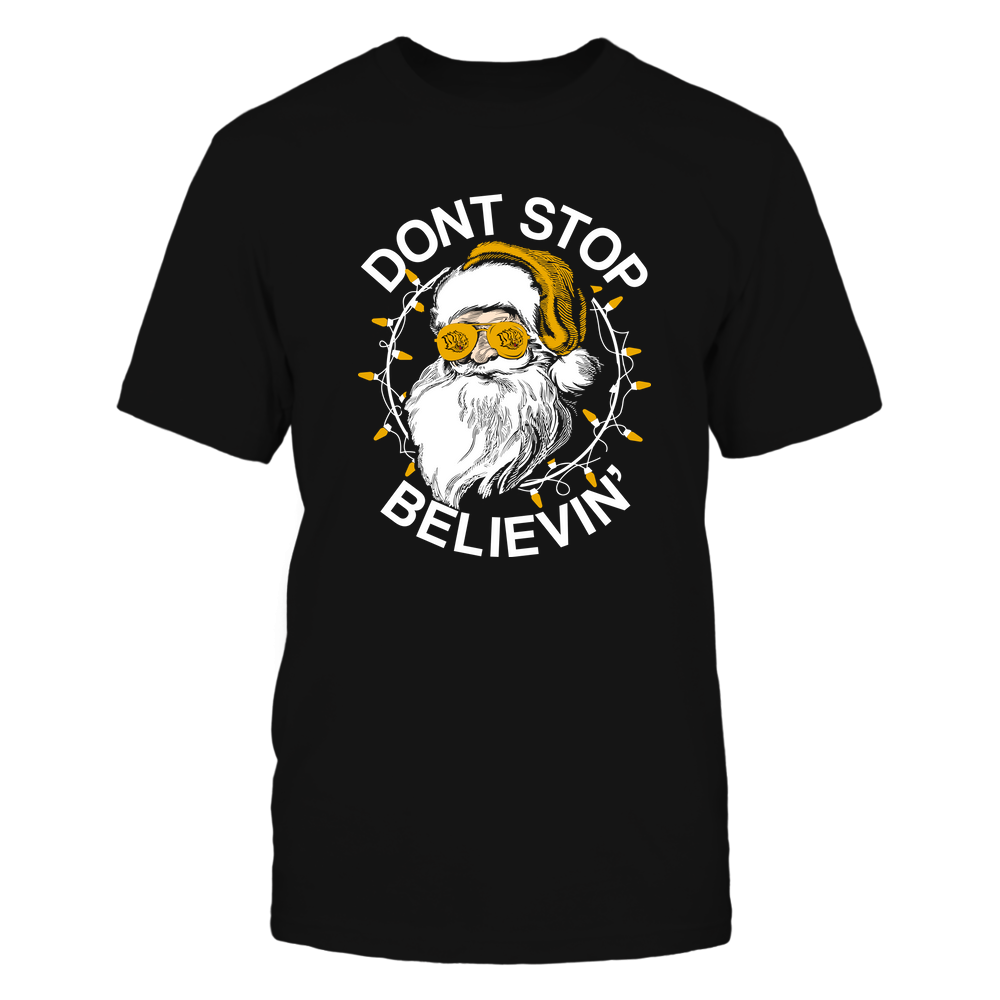 Arkansas Pine Bluff Golden Lions - Christmas - Don't Stop Believin' - Team Front picture