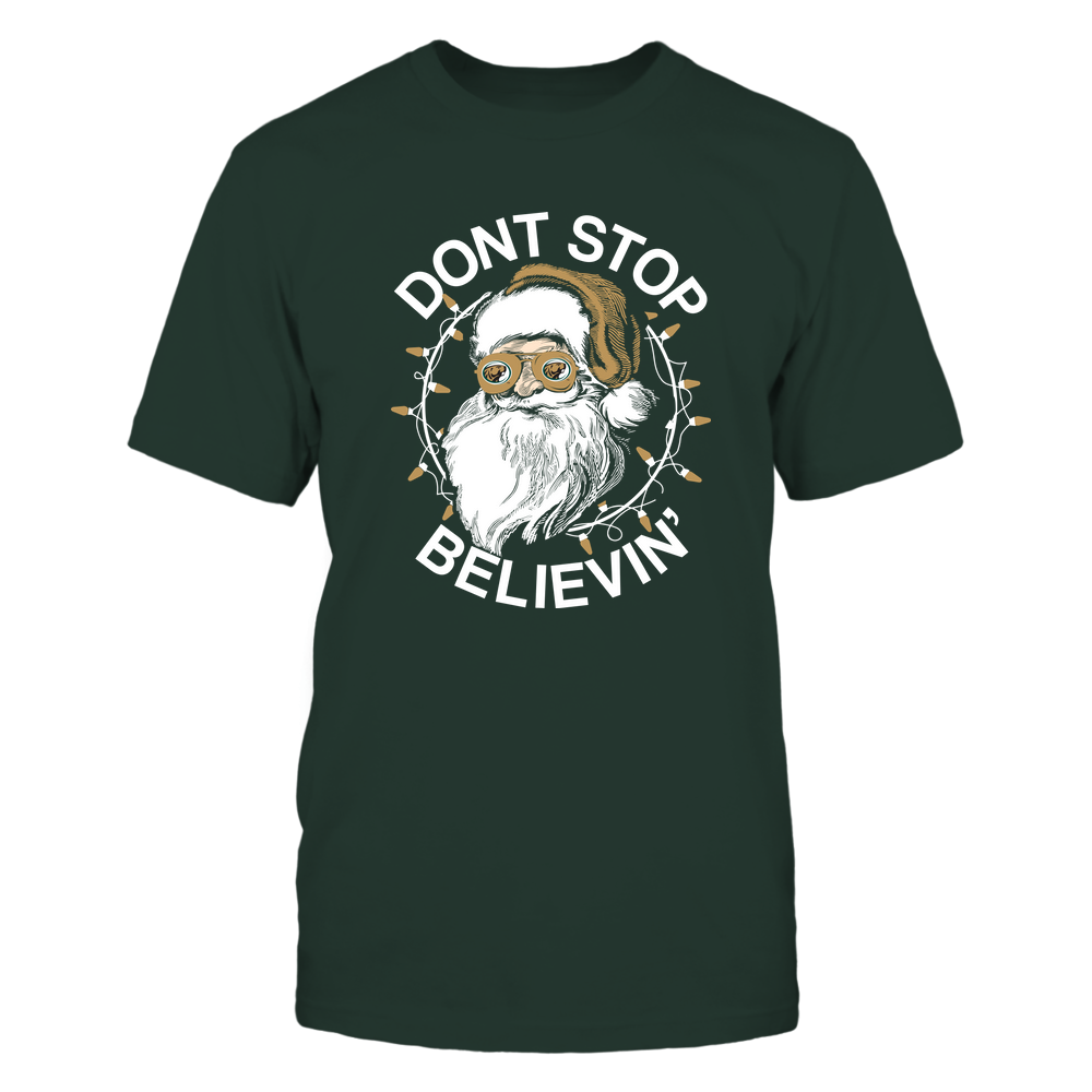 Bemidji State Beavers - Christmas - Don't Stop Believin' - Team Front picture