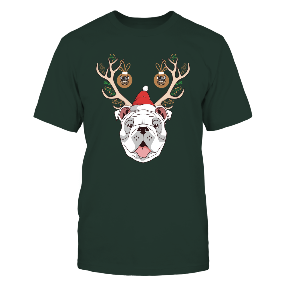 Cleveland State Vikings - Christmas - Bulldog Deer - Team Front picture
