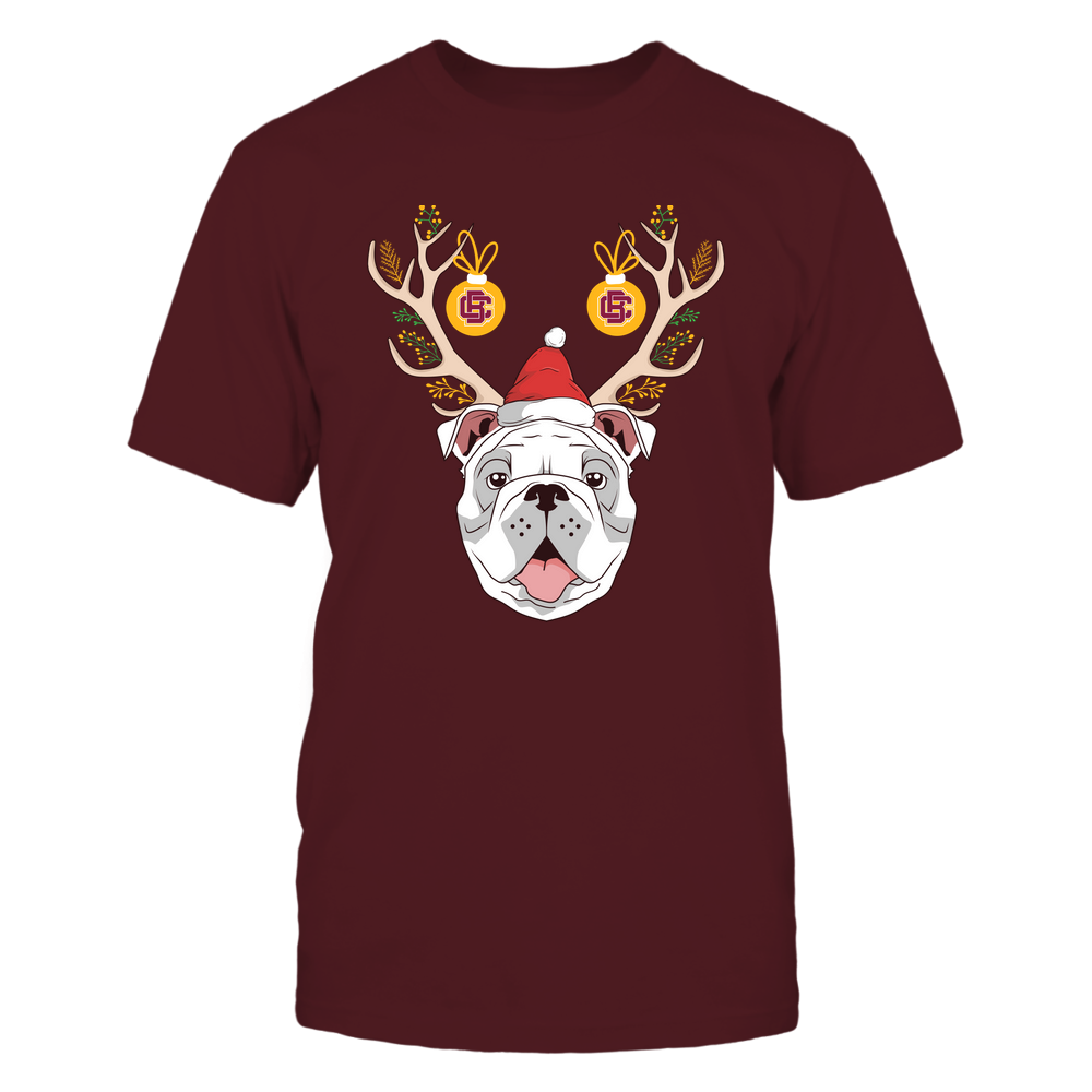 Bethune-Cookman Wildcats - Christmas - Bulldog Deer - Team Front picture