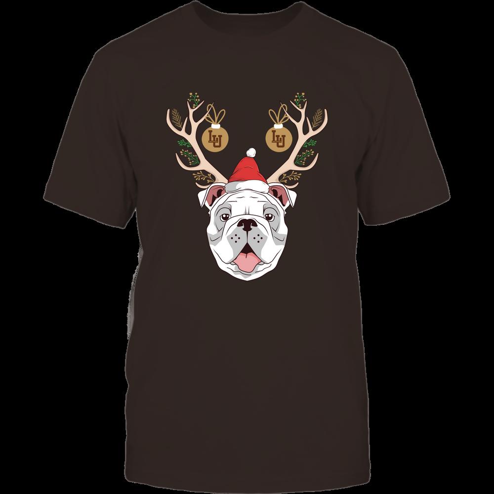 Lehigh Mountain Hawks - Christmas - Bulldog Deer - Team Front picture