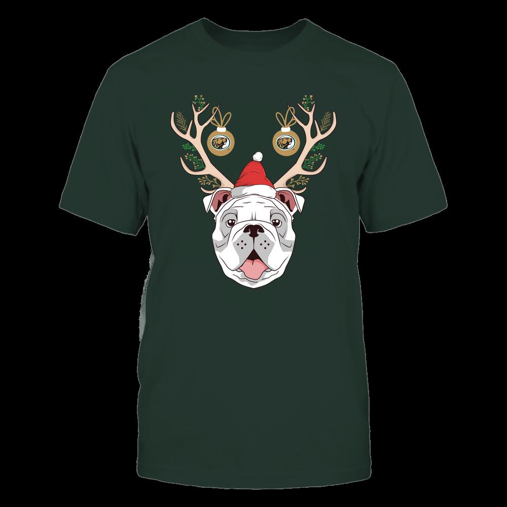 Bemidji State Beavers - Christmas - Bulldog Deer - Team Front picture