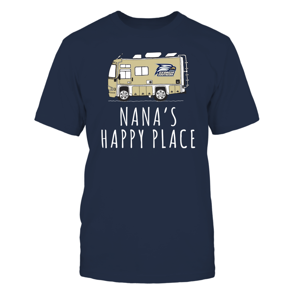 Georgia Southern Eagles - Camping - Nana's Happy Place - Team Front picture