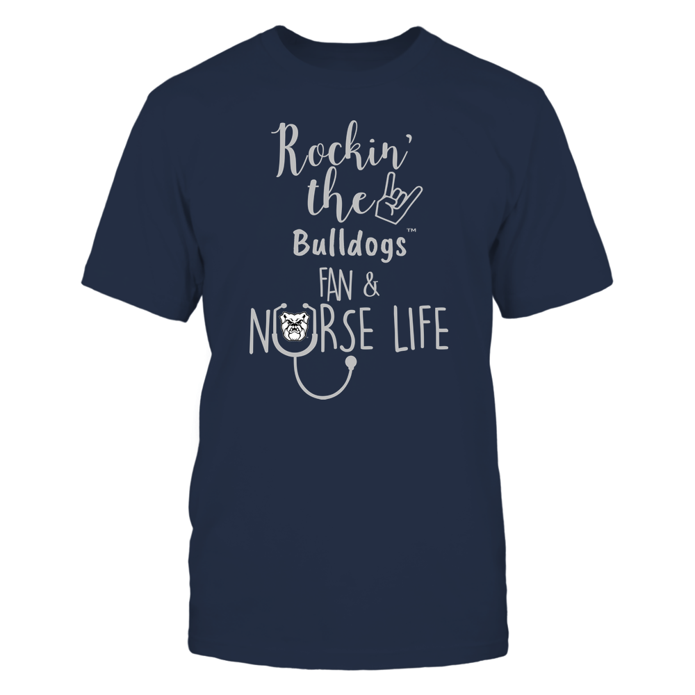 Butler Bulldogs - Nurse - Rockin Life - Team Front picture