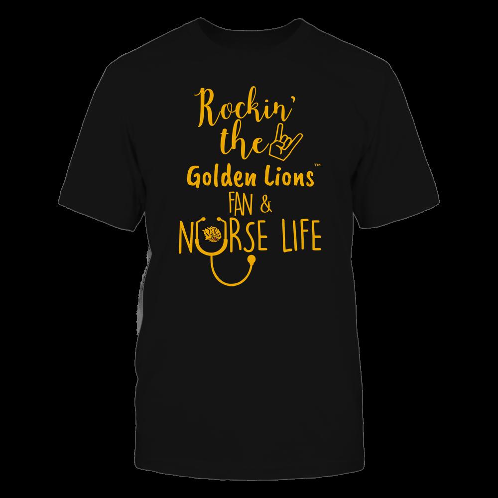 Arkansas Pine Bluff Golden Lions - Nurse - Rockin Life - Team Front picture