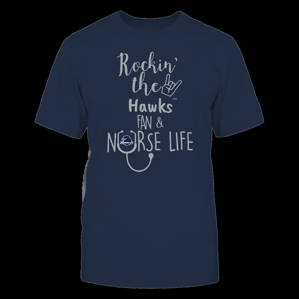 Monmouth Hawks - Nurse - Rockin Life - Team Front picture