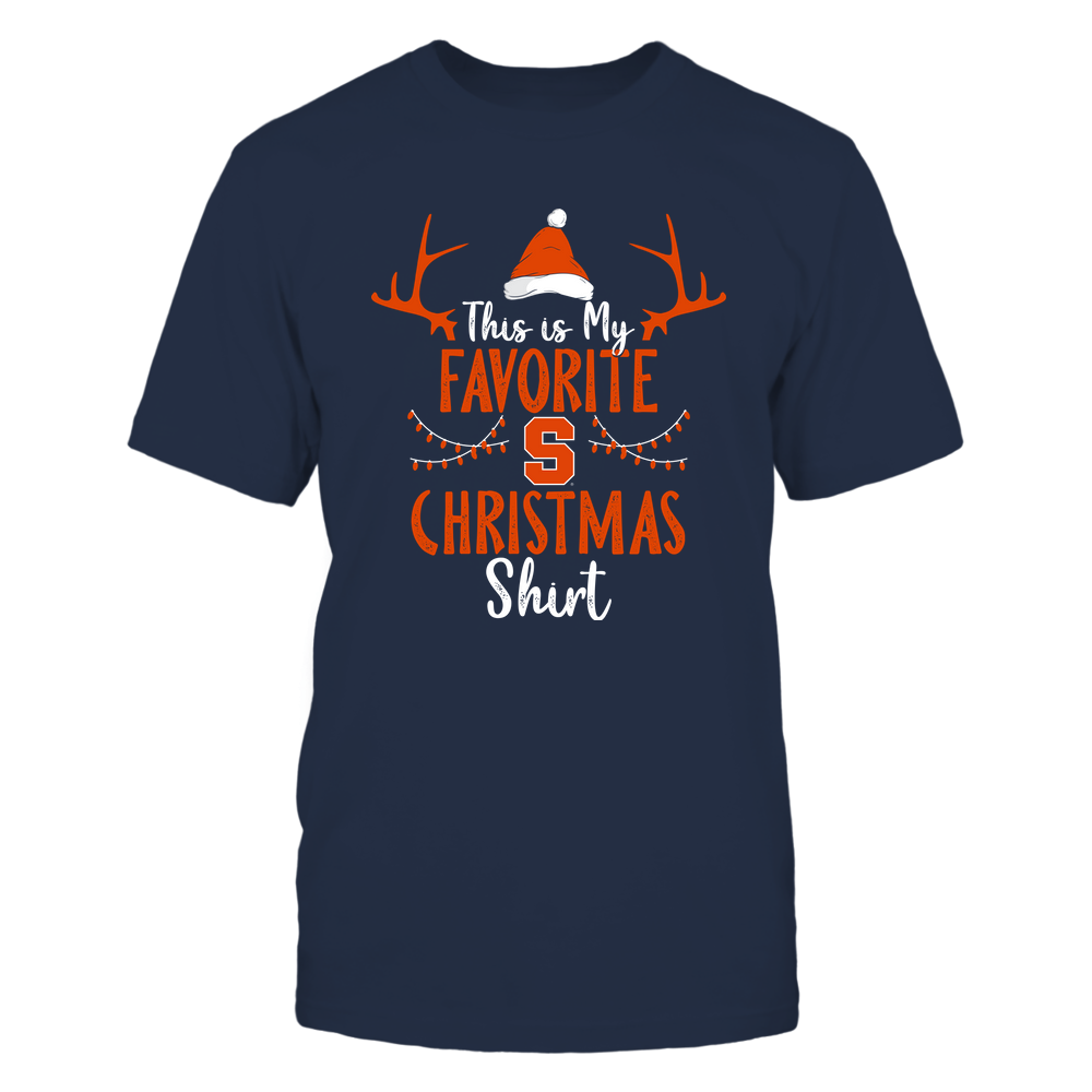 Syracuse Orange - Christmas - My Favorite Christmas - Team Front picture
