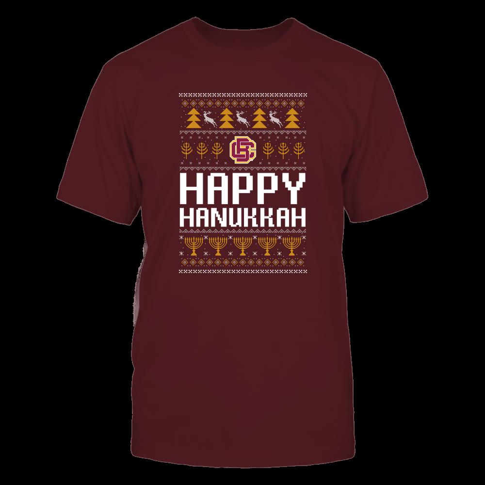 Bethune-Cookman Wildcats - Hanukkah - Happy Hanukkah Sweater - Team Front picture