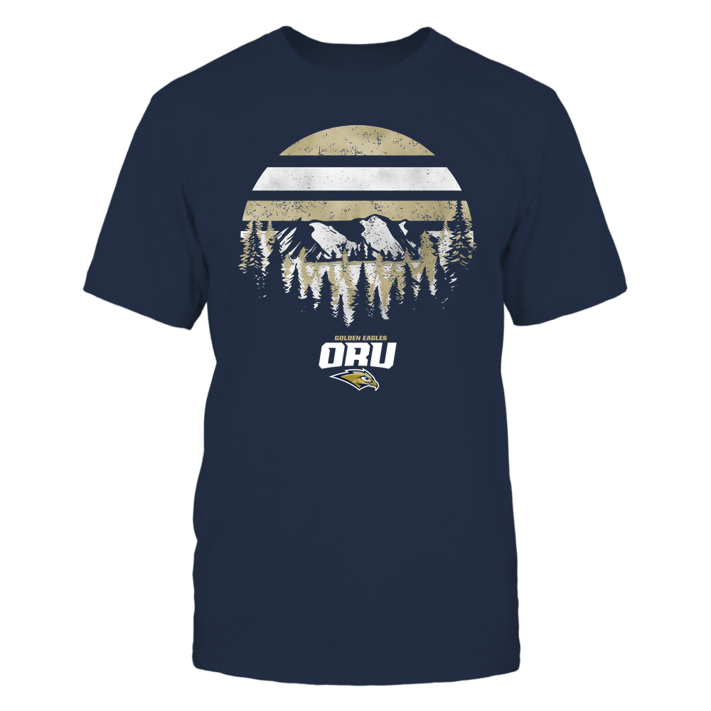 Oral Roberts Golden Eagles - Camping - Deeply Wild - Team Front picture