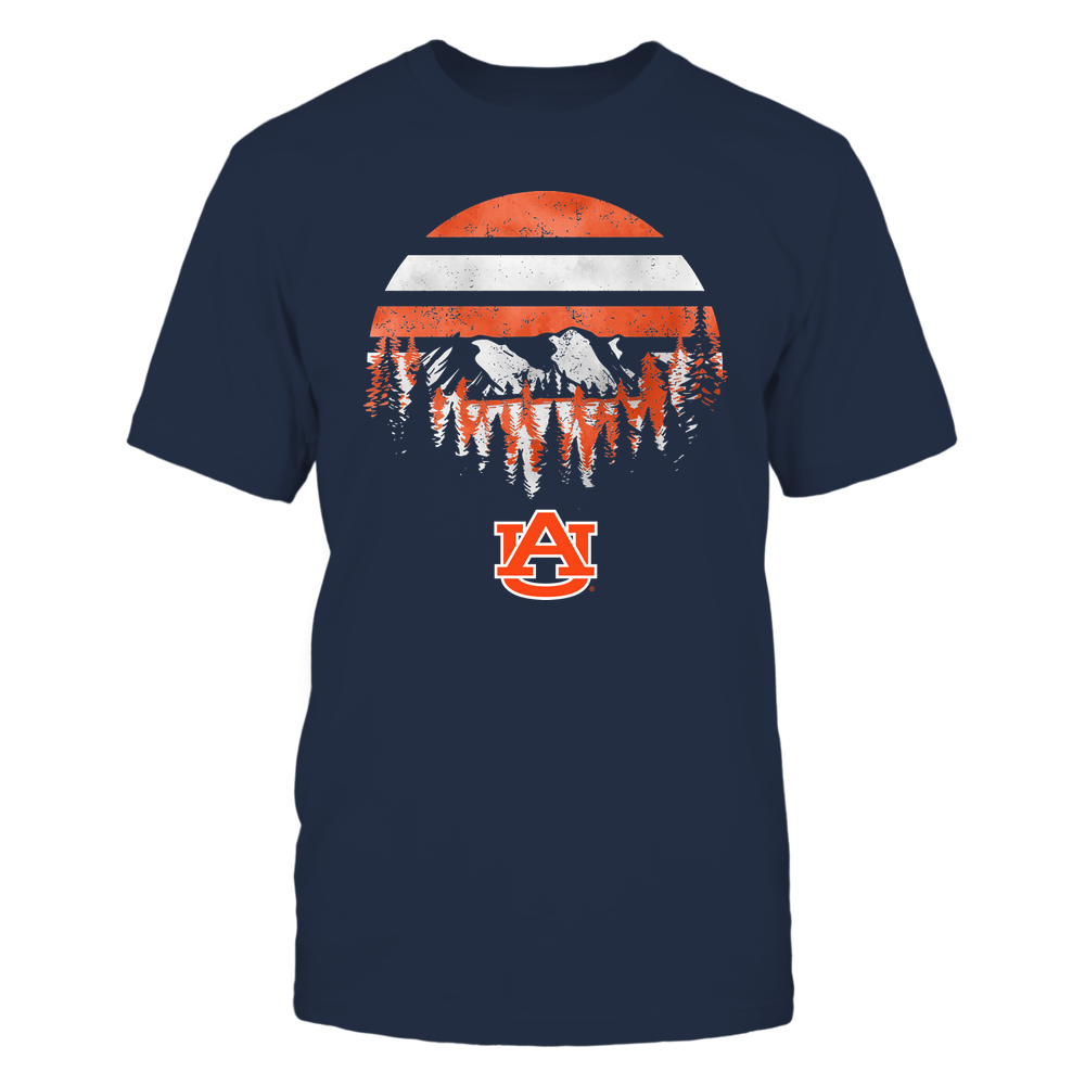 Auburn Tigers - Camping - Deeply Wild - Team Front picture