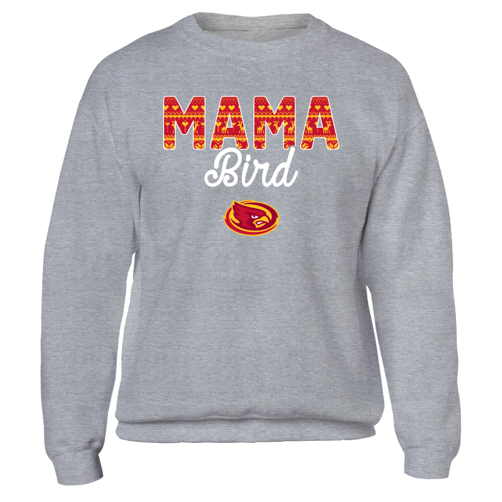 Iowa State Cyclones - Mama Animal Christmas Pattern Front picture