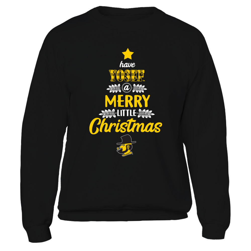 Appalachian State Mountaineers - Have Yosef A Merry Little Christmas Front picture