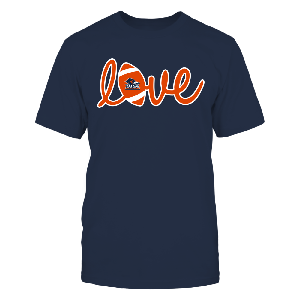 Lowercase Love - Football Front picture