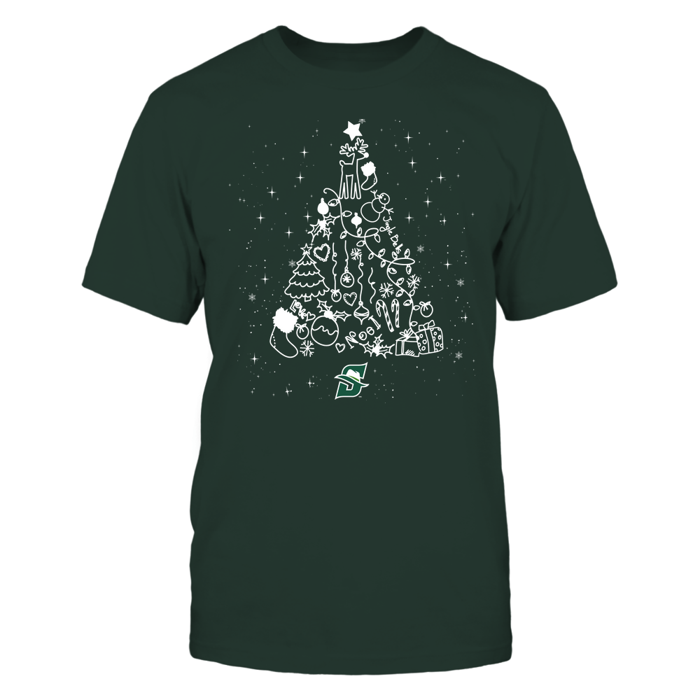Stetson Hatters - Christmas - Things In Tree - Team Front picture
