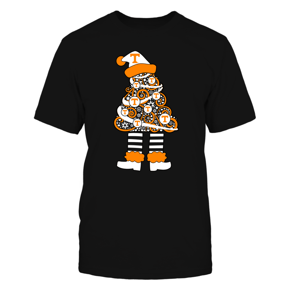 Tennessee Volunteers - 19111110070 - Xmas - Christmas Tree Elf - APCX - IF32-IC32-DS37 Front picture