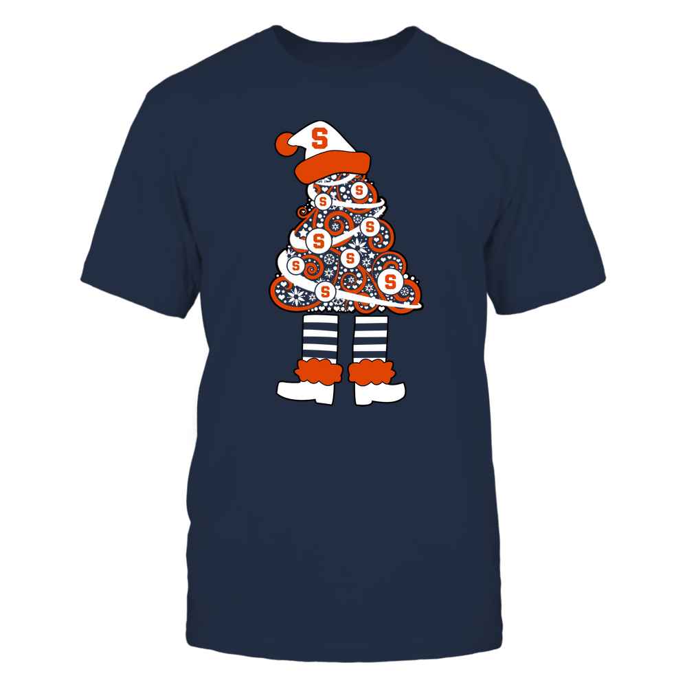 Syracuse Orange - 19111110070 - Xmas - Christmas Tree Elf - APCX - IF32-IC32-DS37 Front picture