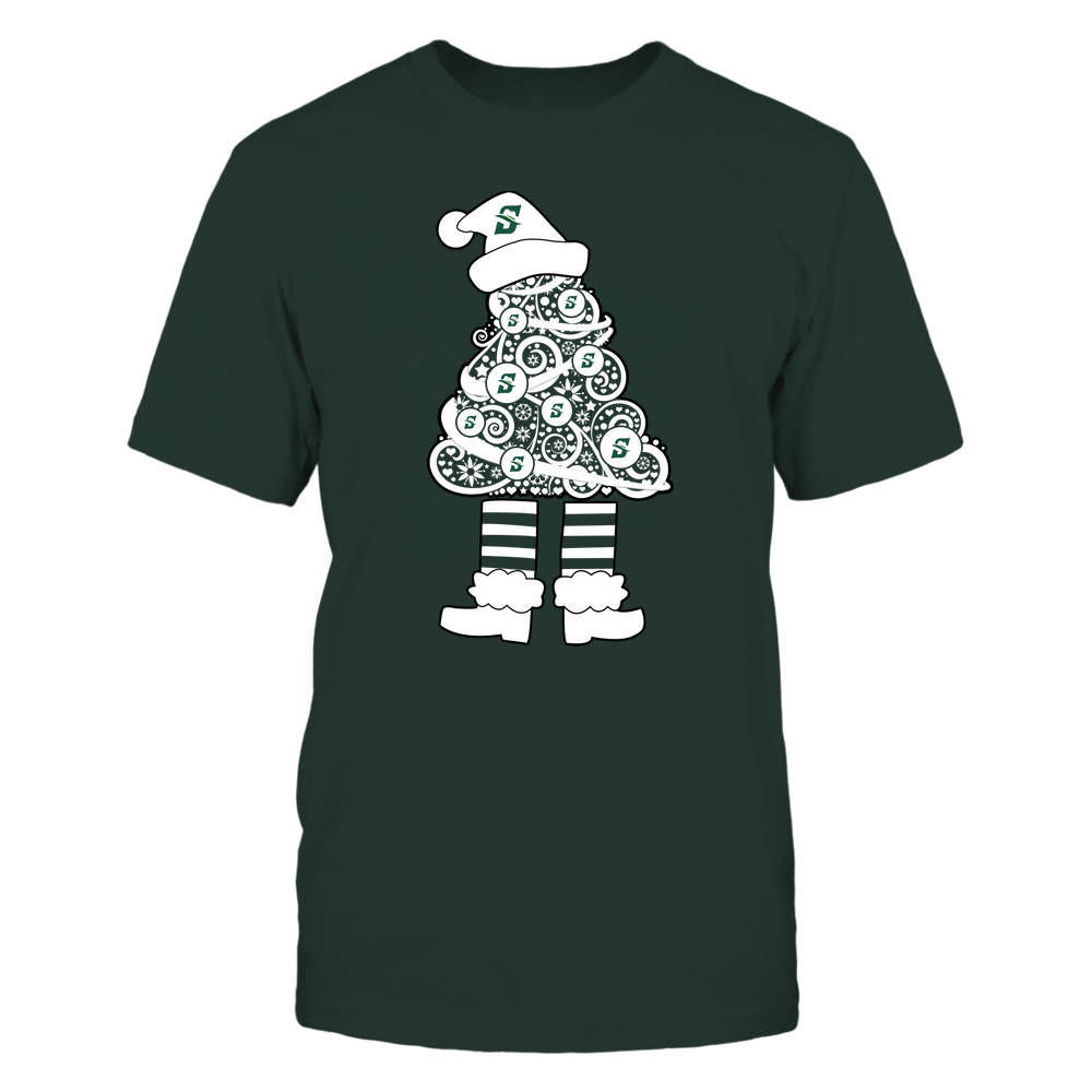Stetson Hatters - 19111110070 - Xmas - Christmas Tree Elf - APCX - IF32-IC32-DS37 Front picture