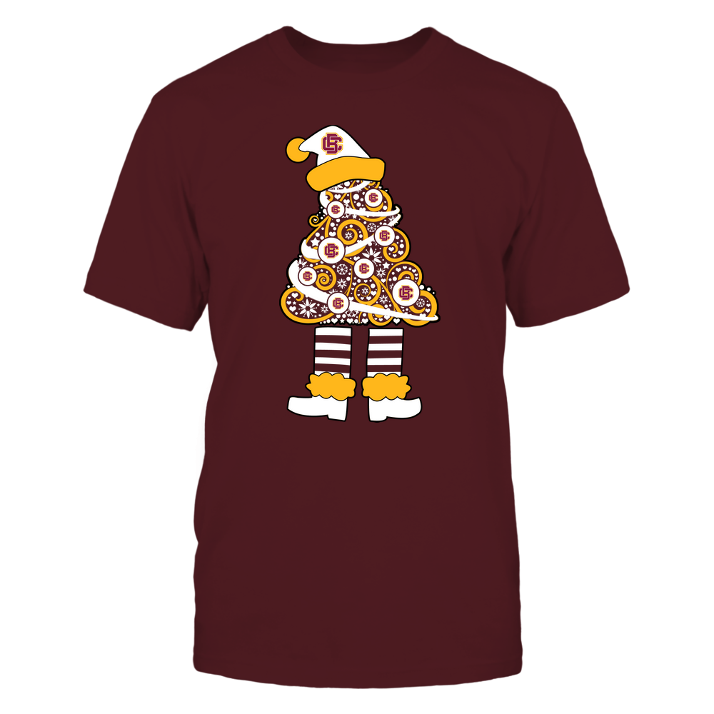 Bethune-Cookman Wildcats - 19111110070 - Xmas - Christmas Tree Elf - APCX - IF32-IC32-DS37 Front picture