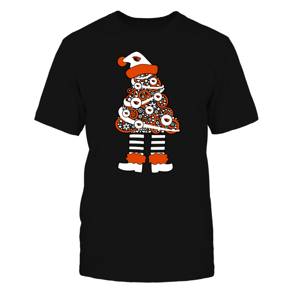 Oregon State Beavers - 19111110070 - Xmas - Christmas Tree Elf - APCX - IF32-IC32-DS37 Front picture