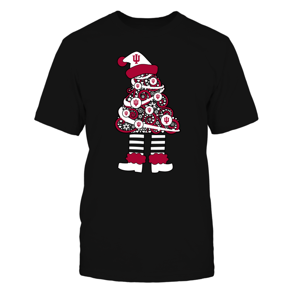 Indiana Hoosiers - 19111110070 - Xmas - Christmas Tree Elf - APCX - IF32-IC32-DS37 Front picture