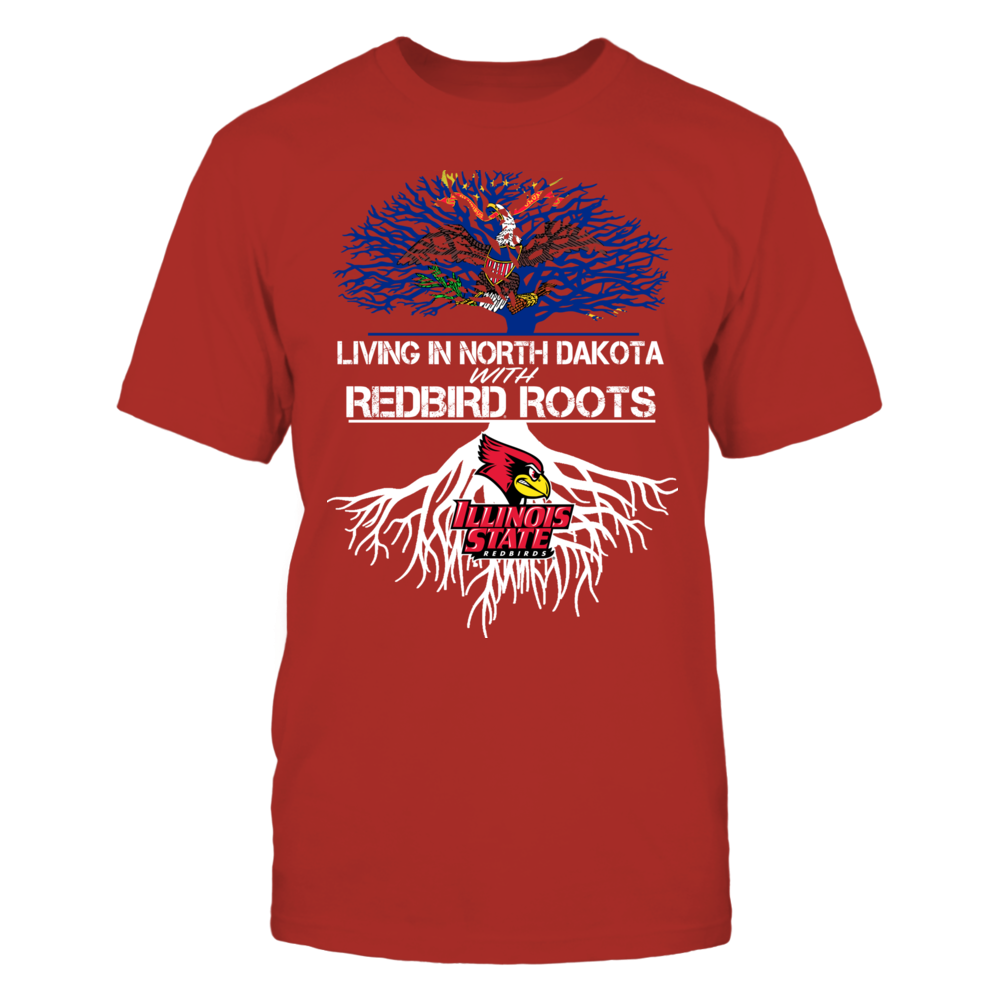 Illinois State Redbirds - Living Roots North Dakota Front picture