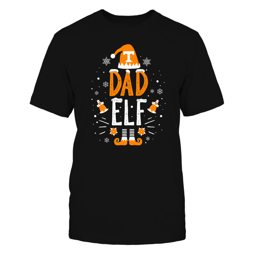 Tennessee Volunteers - Christmas - Dad Elf - Team Front picture