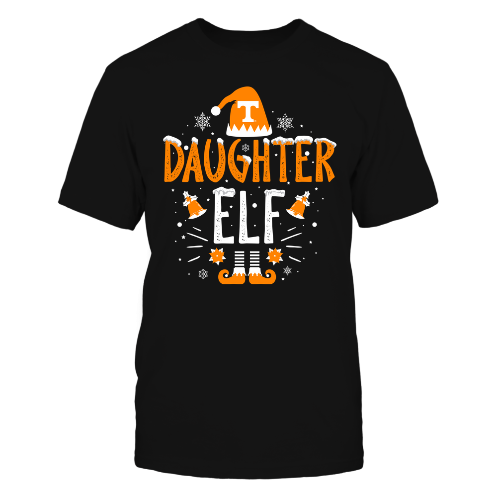 Tennessee Volunteers - Christmas - Daughter Elf - Team Front picture