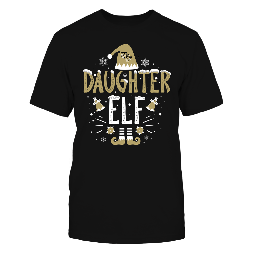 UCF Knights - Christmas - Daughter Elf - Team Front picture