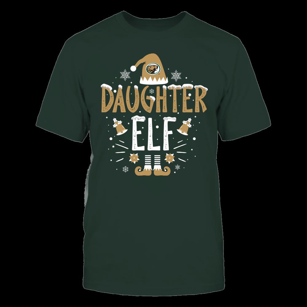 Bemidji State Beavers - Christmas - Daughter Elf - Team Front picture