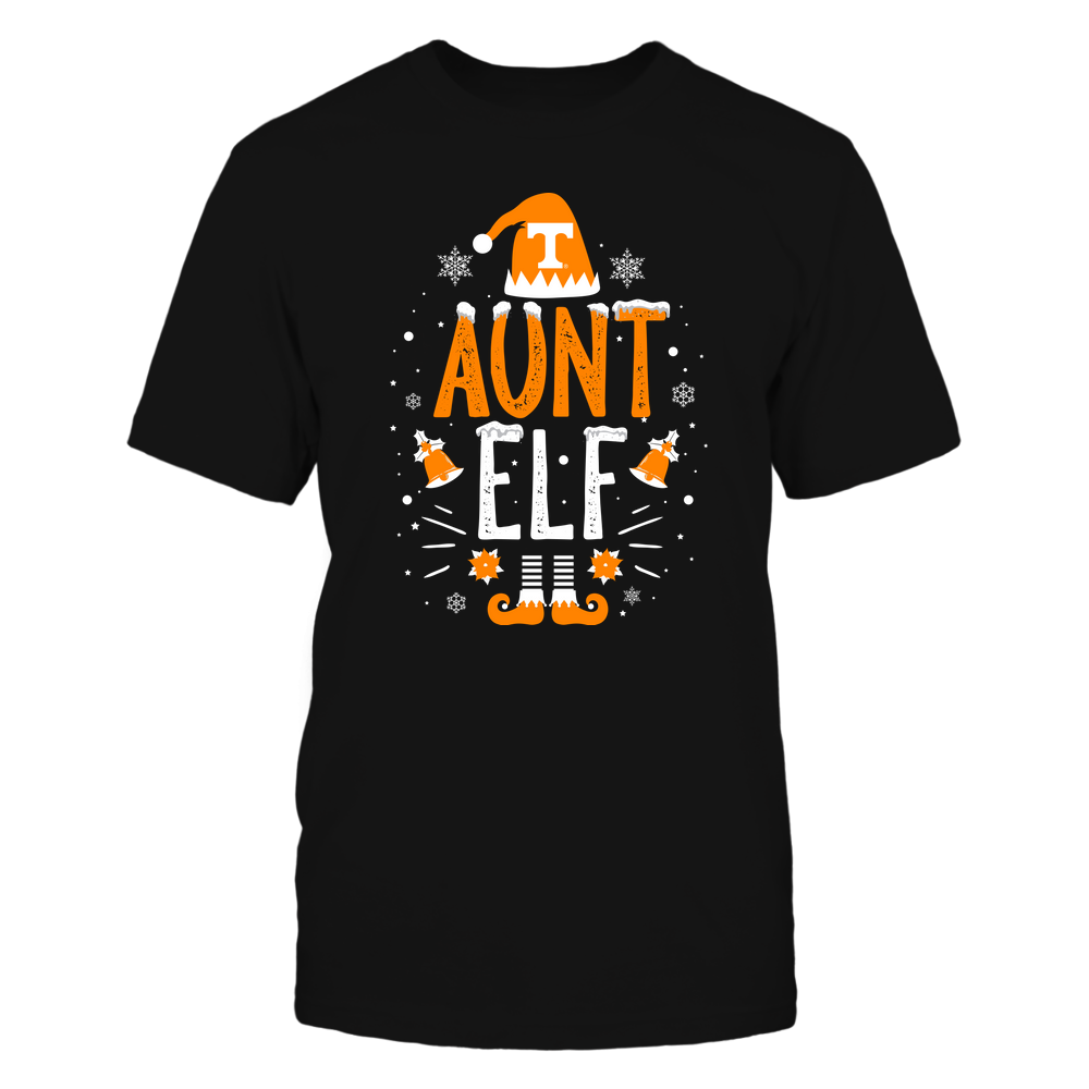 Tennessee Volunteers - Christmas - Aunt Elf - Team Front picture