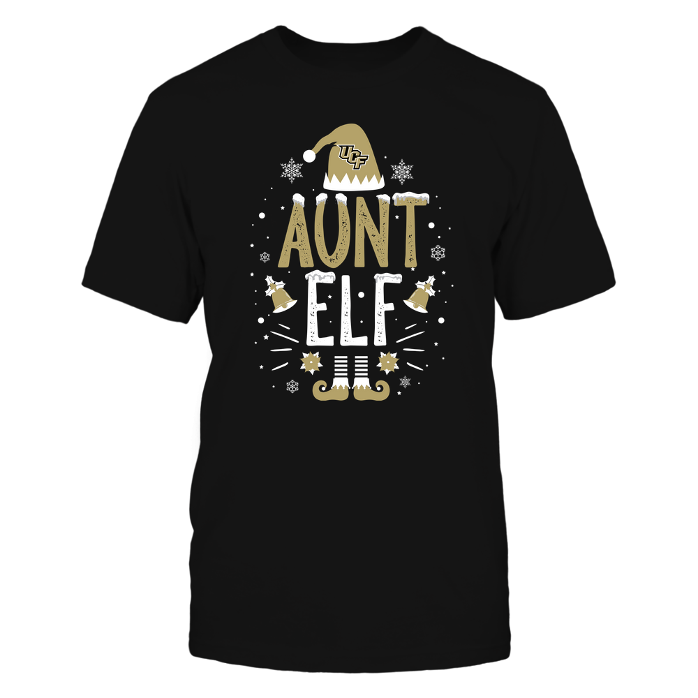UCF Knights - Christmas - Aunt Elf - Team Front picture