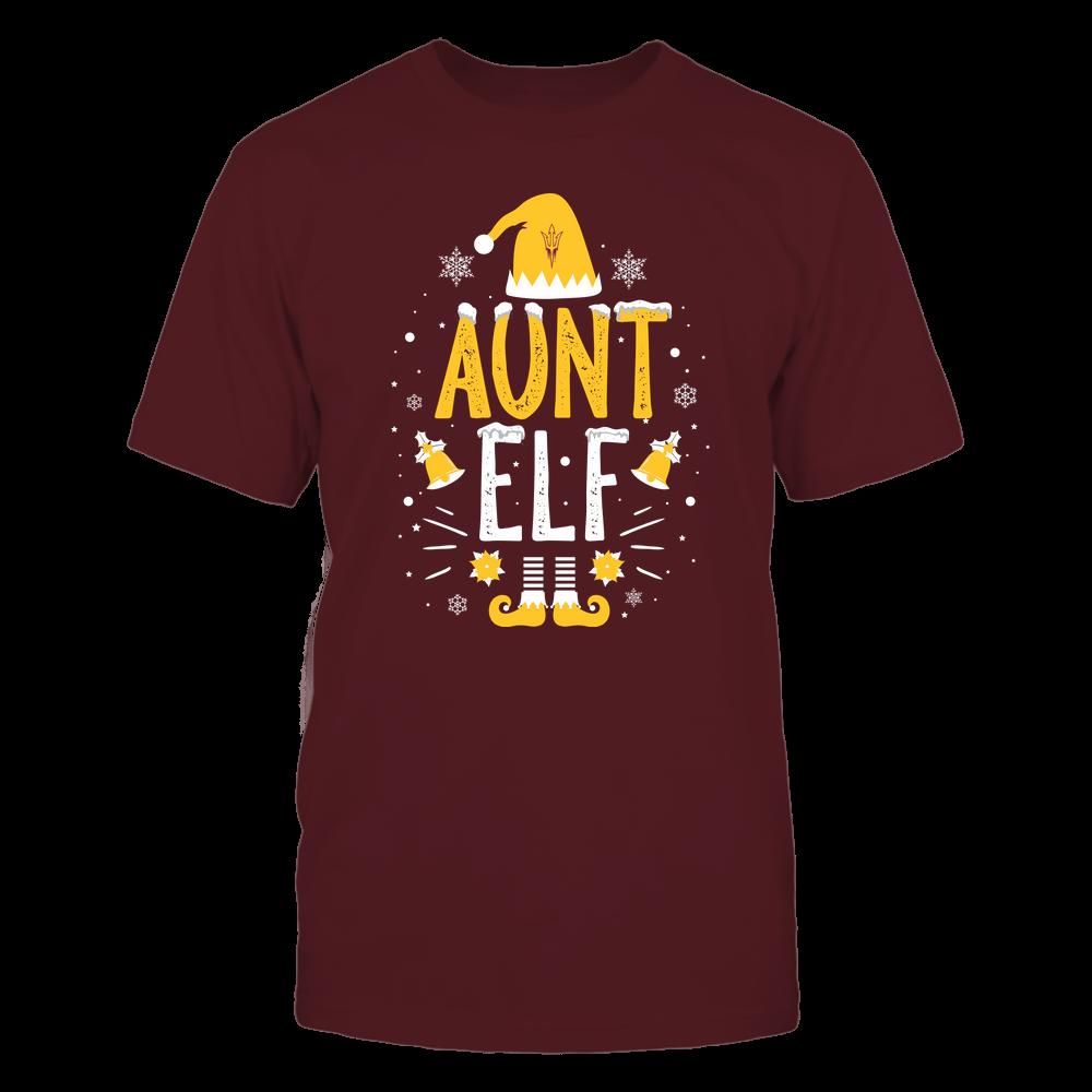 Arizona State Sun Devils - Christmas - Aunt Elf - Team Front picture