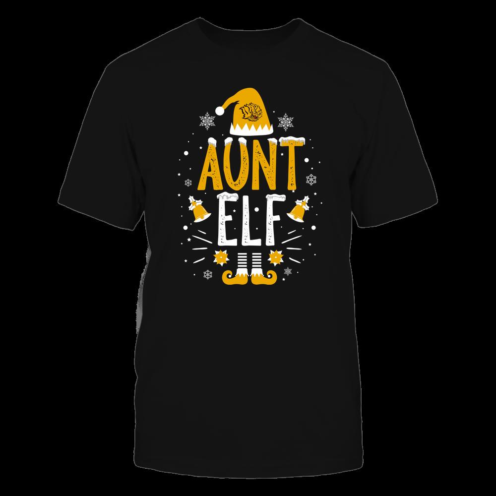 Arkansas Pine Bluff Golden Lions - Christmas - Aunt Elf - Team Front picture