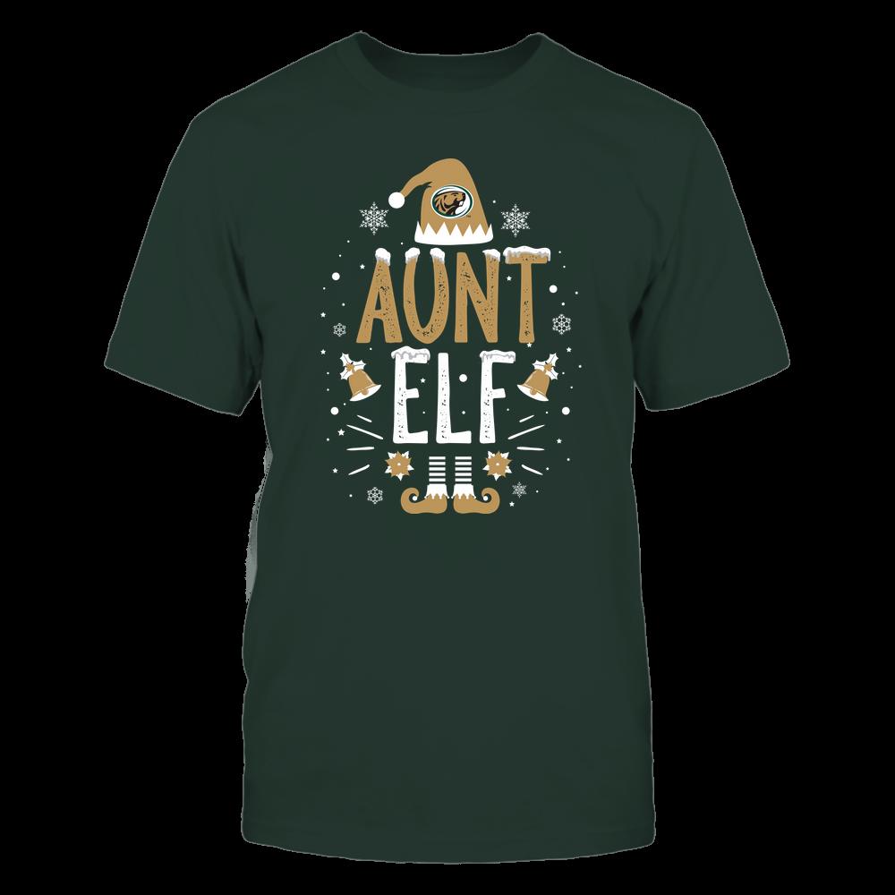 Bemidji State Beavers - Christmas - Aunt Elf - Team Front picture