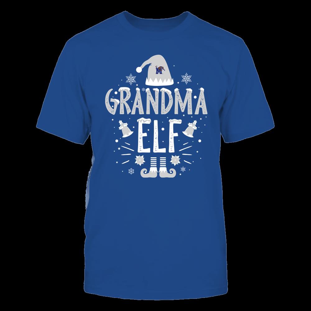 Memphis Tigers - Christmas - Grandma Elf - Team Front picture