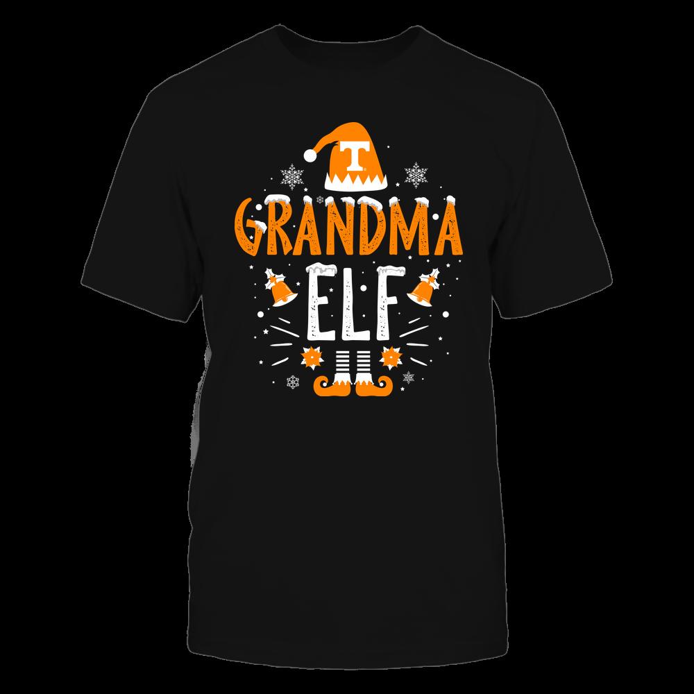 Tennessee Volunteers - Christmas - Grandma Elf - Team Front picture