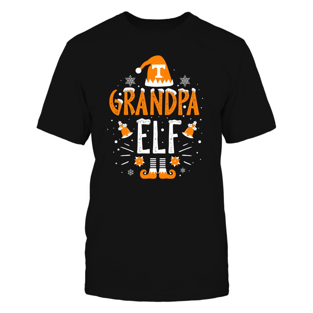 Tennessee Volunteers - Christmas - Grandpa Elf - Team Front picture