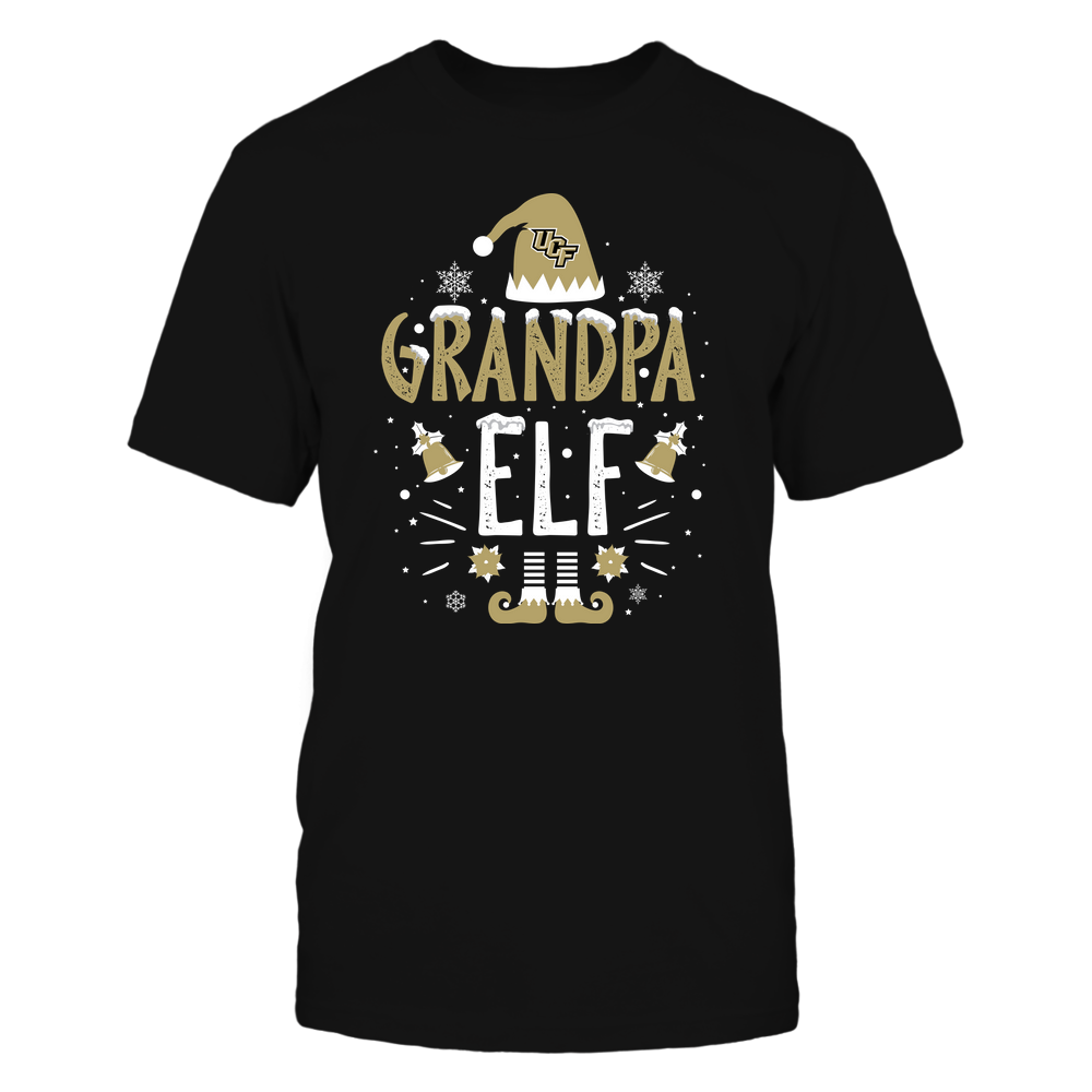 UCF Knights - Christmas - Grandpa Elf - Team Front picture