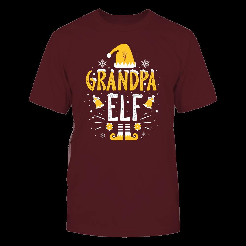 Arizona State Sun Devils - Christmas - Grandpa Elf - Team Front picture