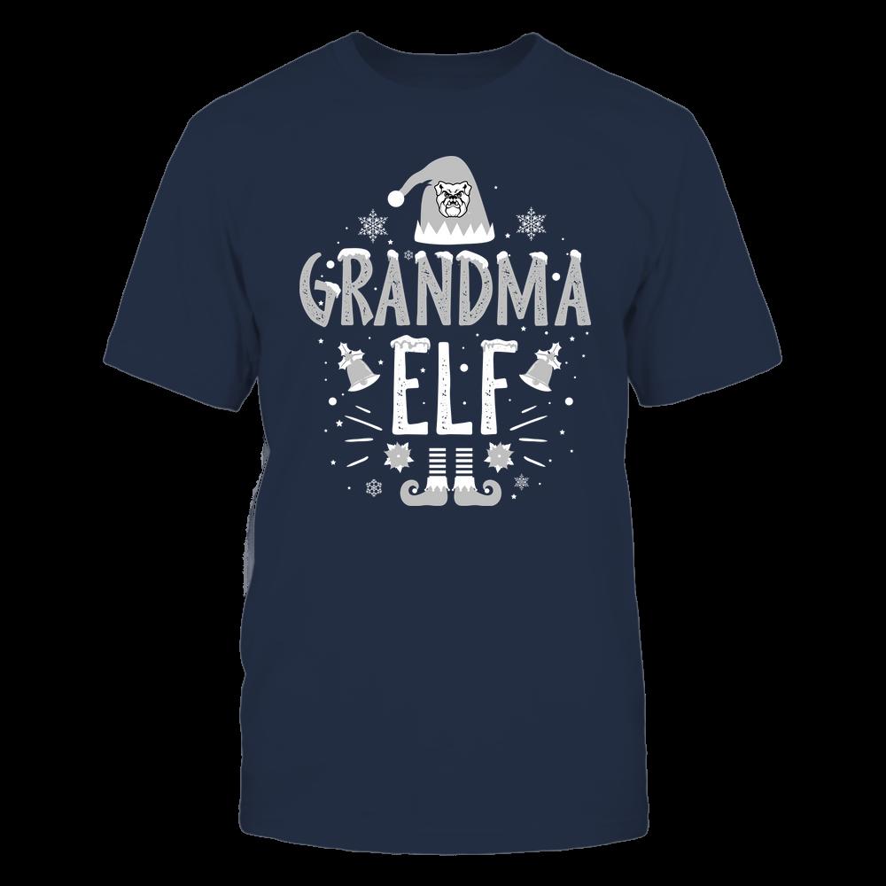 Butler Bulldogs - Christmas - Grandma Elf - Team Front picture