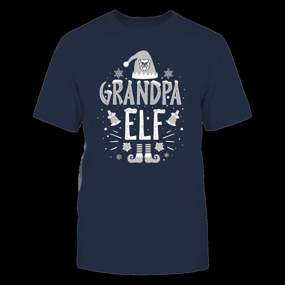 Butler Bulldogs - Christmas - Grandpa Elf - Team Front picture
