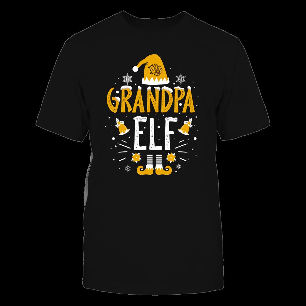 Arkansas Pine Bluff Golden Lions - Christmas - Grandpa Elf - Team Front picture