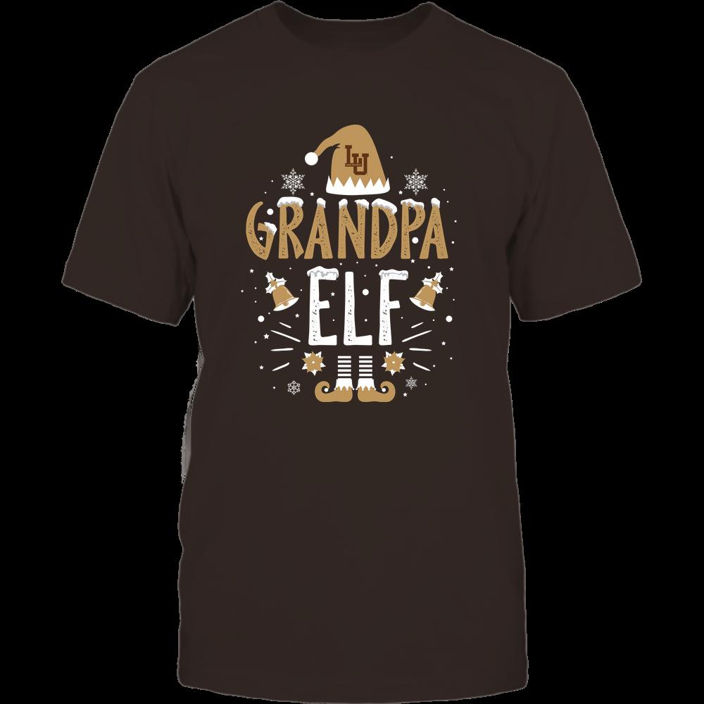 Lehigh Mountain Hawks - Christmas - Grandpa Elf - Team Front picture