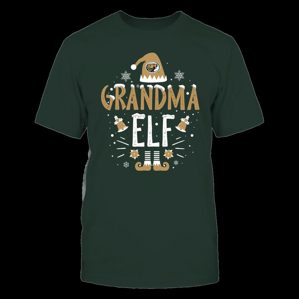 Bemidji State Beavers - Christmas - Grandma Elf - Team Front picture